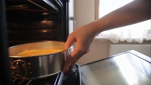 Отправляем форму с основой для тарта... Тарт лимонный: пошаговый фото-рецепт