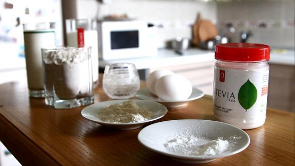 Ингредиенты. Диетический наполеон: пошаговый фото-рецепт