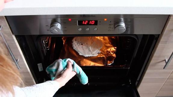 Достаем разогретую муку из духовки. Диетический наполеон: пошаговый фото-рецепт