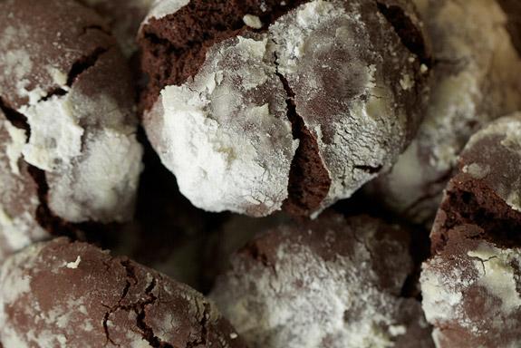 Готовые пряники подаем к столу.... Шоколадные пряники: пошаговый фото-рецепт