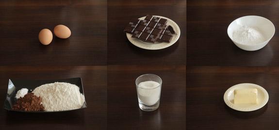 Ингредиенты для шоколадных пряников:... Шоколадные пряники: пошаговый фото-рецепт