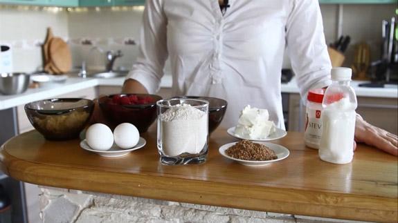 Ингредиенты. Черешневый тарт: пошаговый фото-рецепт