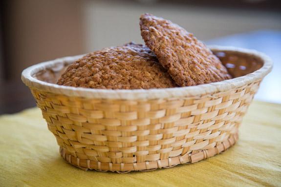 Овсяное печенье: пошаговый фото-рецепт