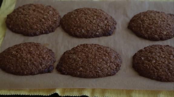 Овсяное печенье готово! Овсяное печенье: пошаговый фото-рецепт