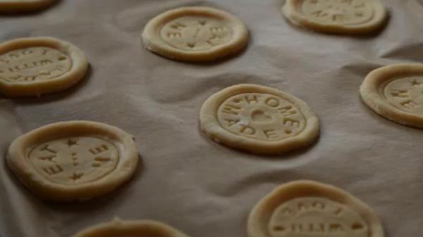 Песочное печенье на молоке: пошаговый фото-рецепт