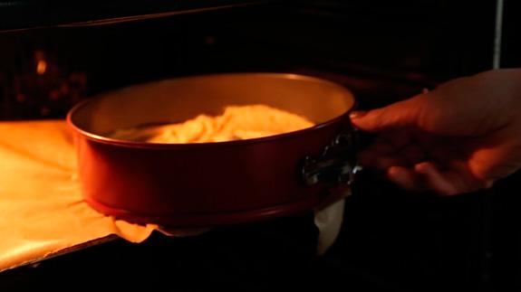 Ставим выпекаться в духовку, заранее... Лимонный кекс: пошаговый фото-рецепт